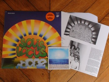 SOLIS LACUS LP IS ARRIVED