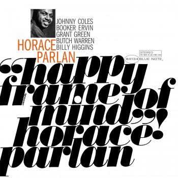 Vinyl Reissue Of Horace Parlan Happy Frame Of Mind