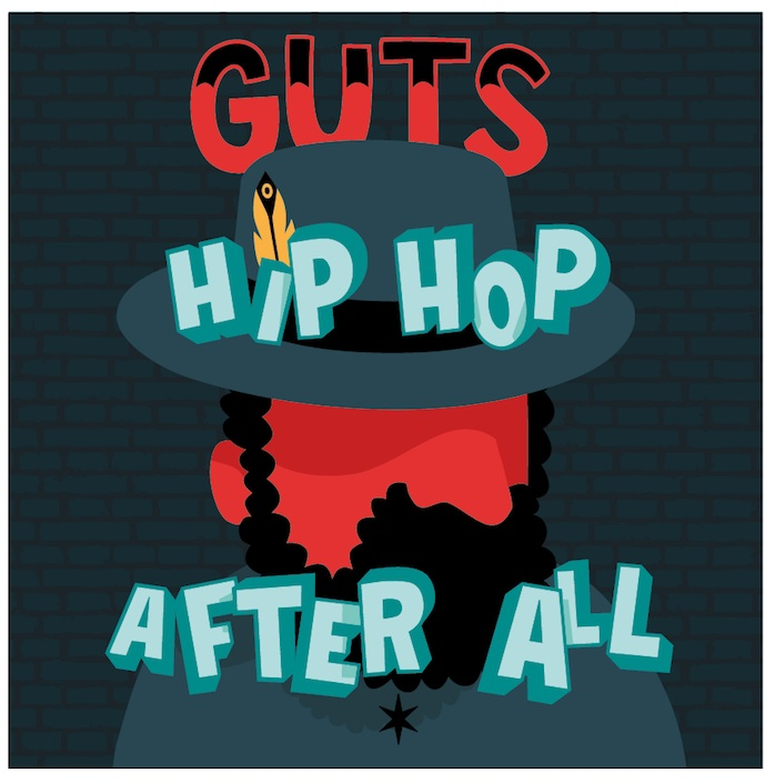 GUTS gets a top notch cast for his upcoming album 'Hip Hop