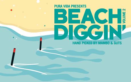 banner Beach Diggin' Vol.2